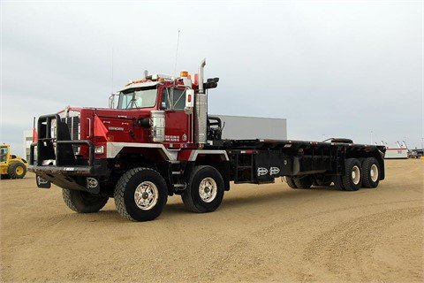 1998 KENWORTH C550 #10147 in