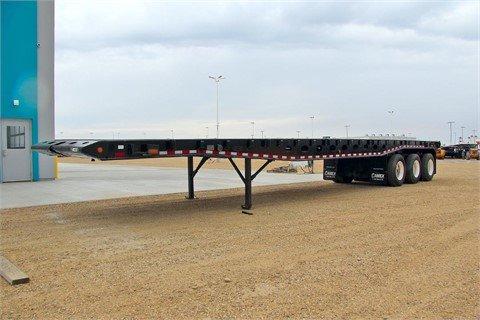 2001 PEERLESS 48' Oilfield Float