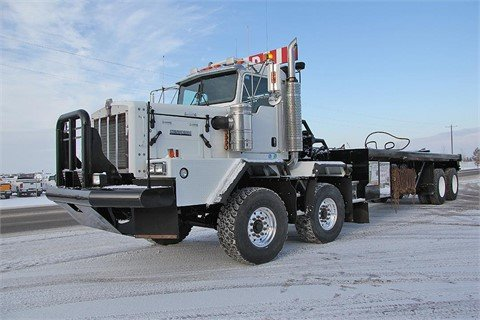 2006 KENWORTH C500 #12688 in