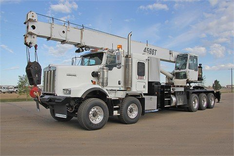 2007 KENWORTH C500B #12624 in