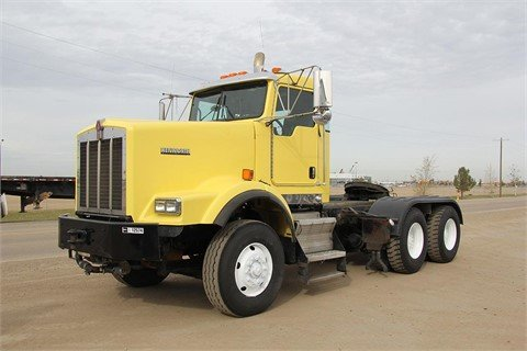 2008 KENWORTH C500 #12574 in