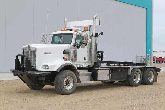 2007 KENWORTH C500B #12894 in