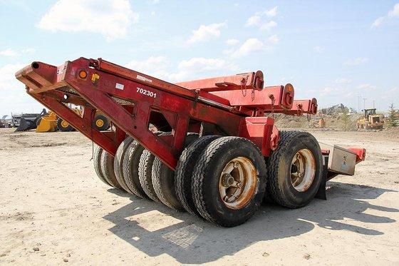 1999 ASPEN 16 Wheel Derrick