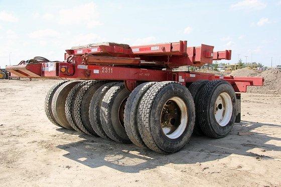 1995 ASPEN 16 Wheel Derrick