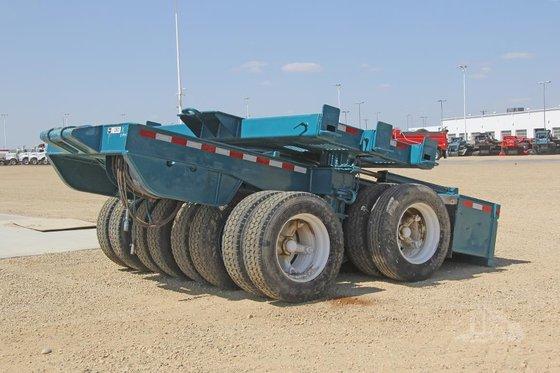 2000 SCONA 16 Wheel Derrick