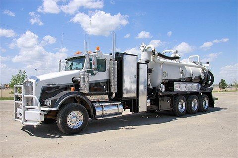 2007 KENWORTH T800 #12178 in