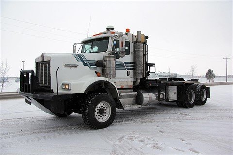 2007 KENWORTH C500 #13118 in