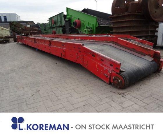 Belt Conveyor Kleemann (b) in Maastricht, Netherlands