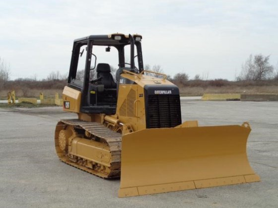 2011 Caterpillar D4k In North East Pa Usa