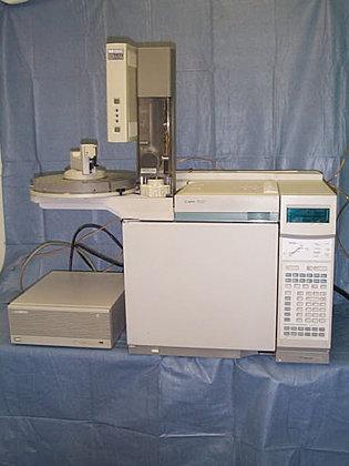 Hewlett Packard Gas Chromatograph, 6890A