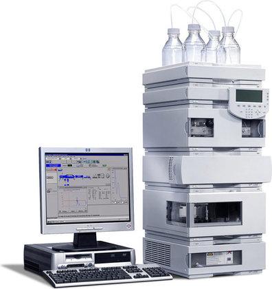 Agilent HPLC System, Agilient (HP)