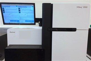 Illumina HiSeq2000 NextGen Sequencer in