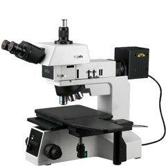 AmScope ME600TZC 50X-2500X Brightfield /