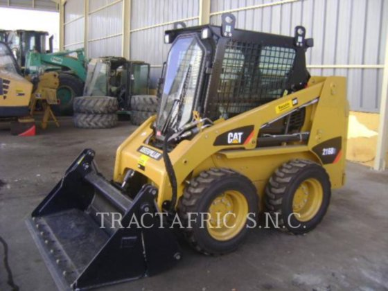 2010 CATERPILLAR 216B3 in Marrakesh,