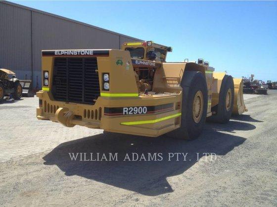 2000 CATERPILLAR R2900 in Clayton,