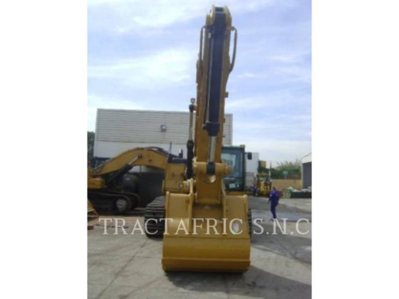 2012 CATERPILLAR 349DL in Casablanca,