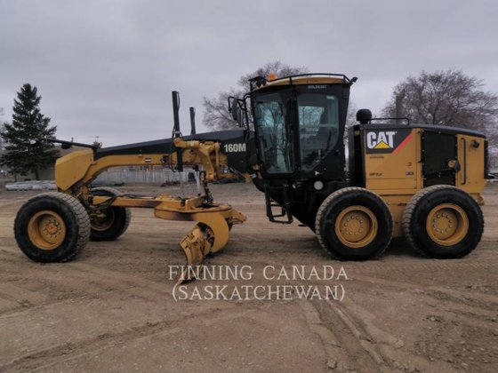 2008 CATERPILLAR 160M in Regina,