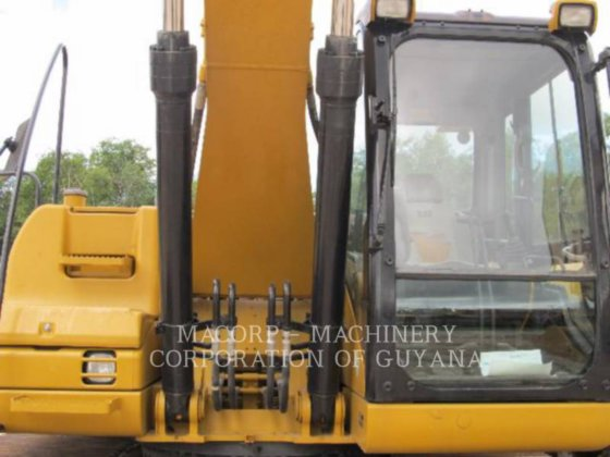 2007 CATERPILLAR 320D in Providence,