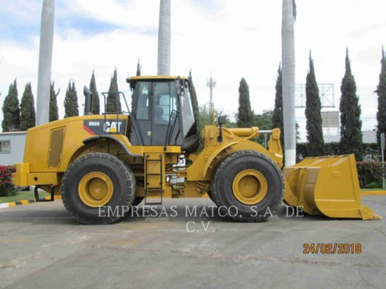 2008 CATERPILLAR 966H in Ciudad
