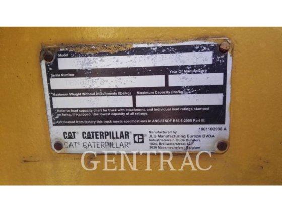 2011 CATERPILLAR TH406 in Guatemala