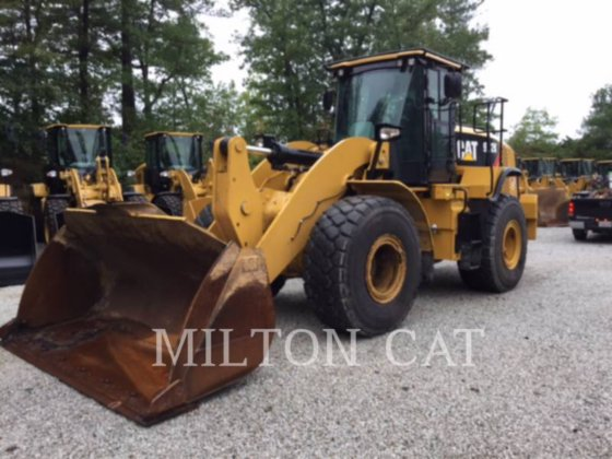 2013 CATERPILLAR 962K in Milford,