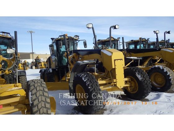 2010 CATERPILLAR 160M in Regina,