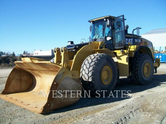 2013 CATERPILLAR 980K in Hayden,