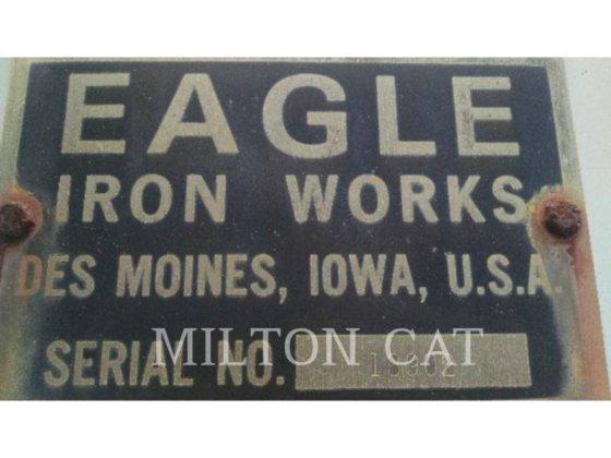 1990 EAGLE IRON WORKS 10X32