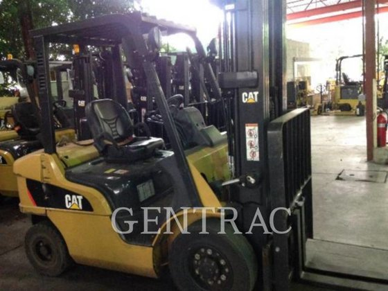 2013 MITSUBISHI CATERPILLAR FORKLIFT GP25NM3