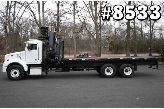 2003 PM 25027 KNUCKLEBOOM TRUCK:
