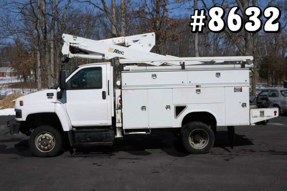 2007 ALTEC AT37-G BUCKET TRUCK