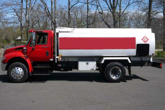 2009 INTERNATIONAL 4400 with 1991