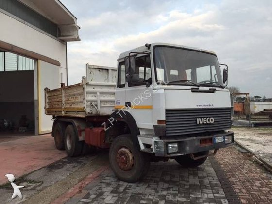 1992 IVECO benne 330.36 6x4