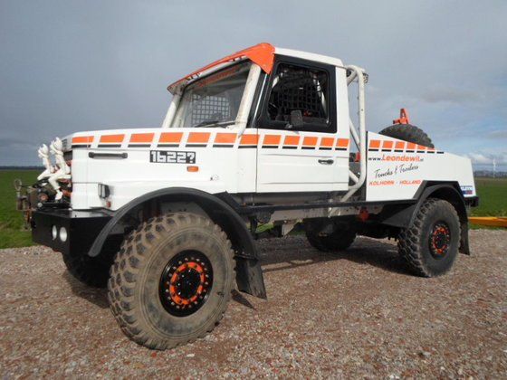2013 MERCEDES-BENZ RALLY TRUCK tow