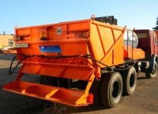 MAZ Avtogudronataror asphalt distributor in
