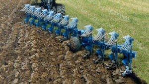 LEMKEN reversible plough in Kirovohrad,