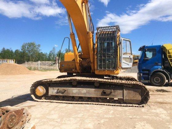 2006 HYUNDAI R290LC-7 tracked excavator