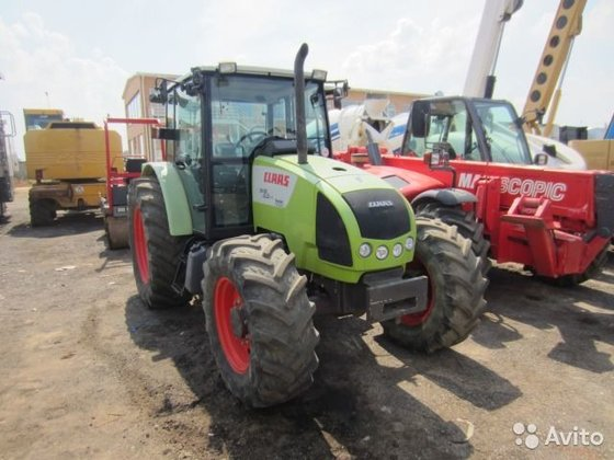 2008 CLAAS celtis 436 wheel