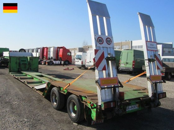 2003 EMPL SPECIAL FOR TIMBER-HARVESTER