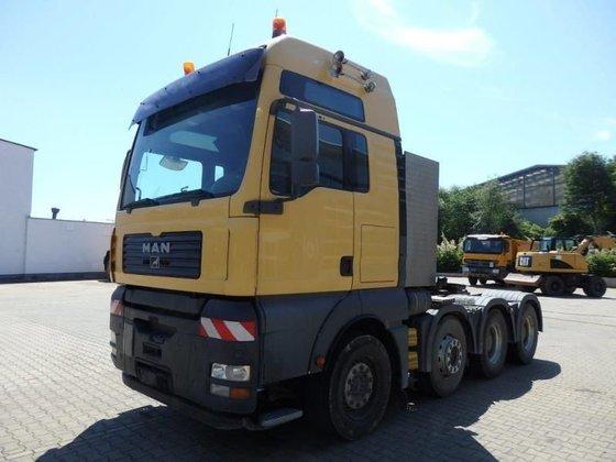 2006 MAN TGA 33.410 tractor