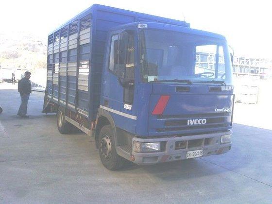 1992 IVECO 80E18 EUROCARGO livestock