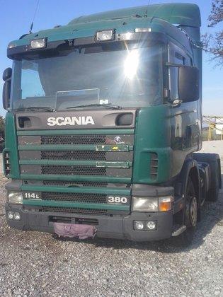 2002 SCANIA R 114 380