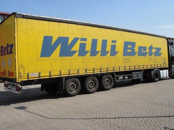 2008 SCHMITZ Schmitz Cargobull schmitz,curtainside,Dutch