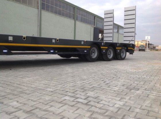 MAN 2017 LIDER TRAILER MANUFACTURER