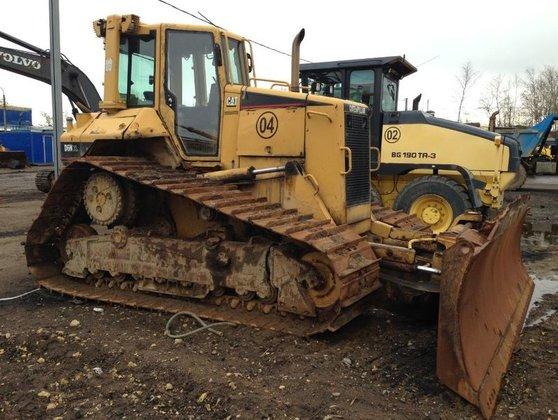 2005 CATERPILLAR D5N XL bulldozer
