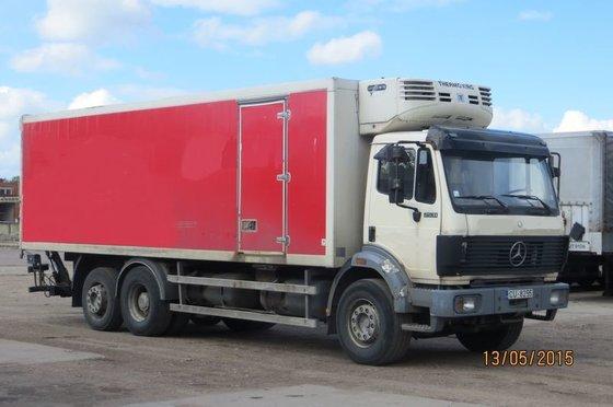 1992 MERCEDES-BENZ 2531 refrigerated truck