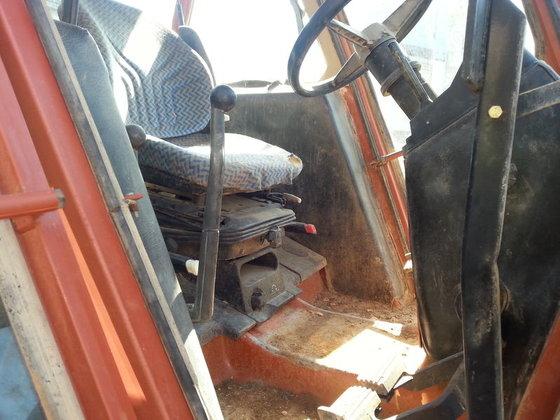 1989 FIAT 90.90 wheel tractor