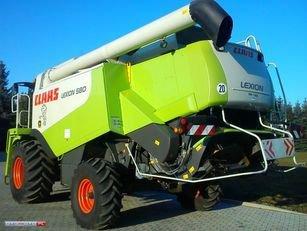 2007 CLAAS LEXION ROZBORKA combine-harvester