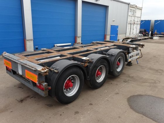 2004 PACTON MULTI 2004**45FT container