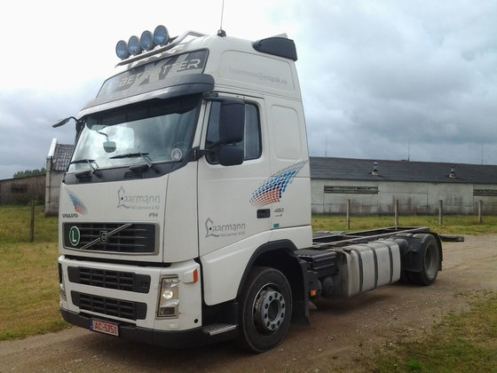 2008 VOLVO FH 12 480